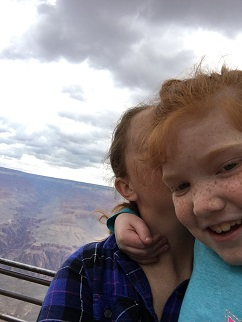 Rory and me at the grand canyon low res